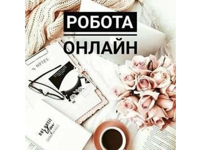 Онлайн Оператор пк - 1