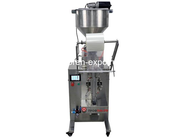 Автомат бюджетный 100I для упаковки пастообразных продуктов - 1