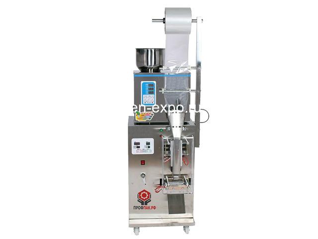 Автомат бюджетный AVWB 200I для упаковки сыпучих продуктов - 1