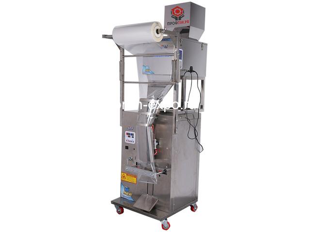 Автомат бюджетный AVWB 500II для упаковки сыпучих продуктов - 1