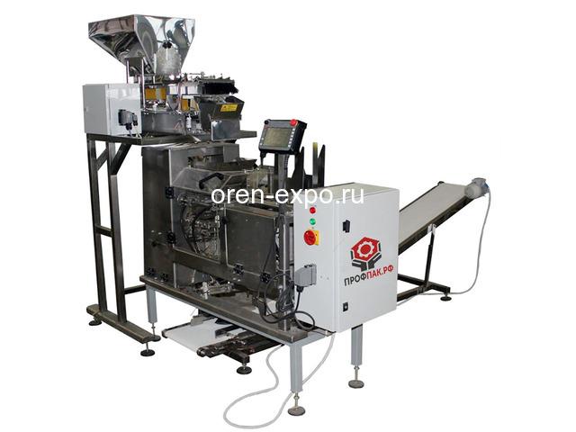 Автомат для упаковки в готовый дой пак пакет - 1