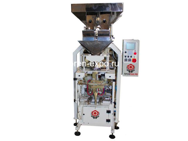 Автомат фасовочный для упаковки порошков в плоский пакет саше - 1