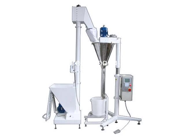 Дозатор Д-04 сер. П для фасовки пылящихся продуктов - 1