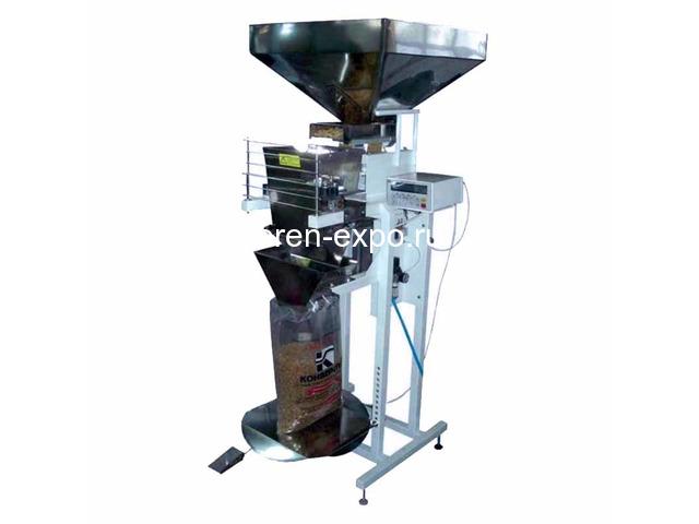 Дозатор Д 03 сер.138-50 (ковшовый) для сыпучих продуктов - 1