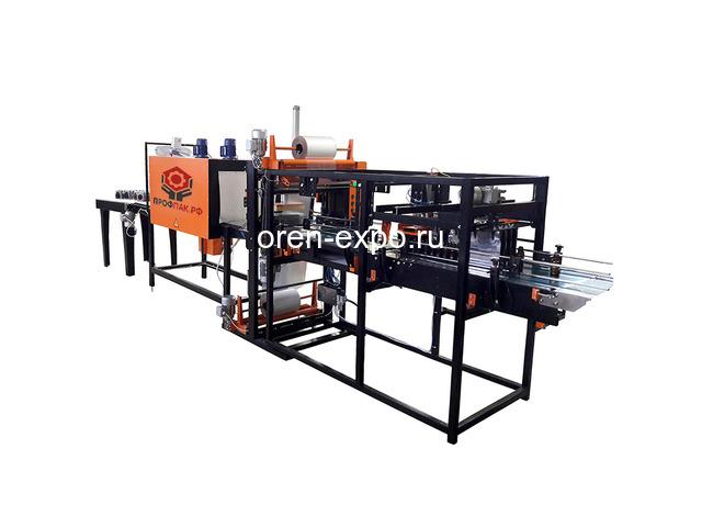 Термоупаковочная машина ТМ-1 АП автомат прямоточный - 1