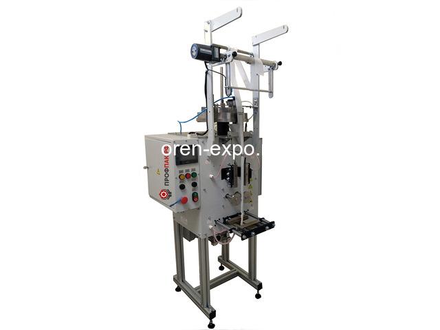 Оборудование для фасовки и упаковки сухого и влажного снюс - 1