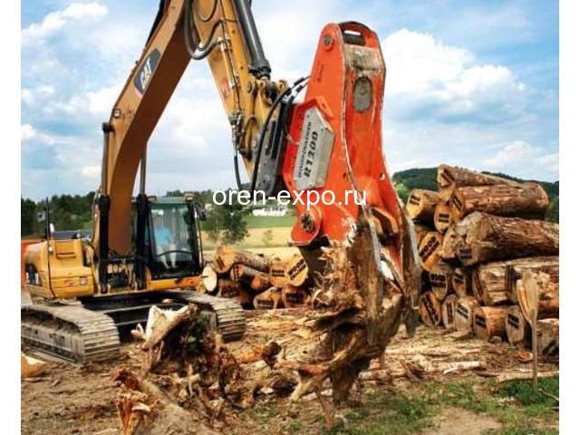 Продается корчеватель пней Woodcracker R900 - 2