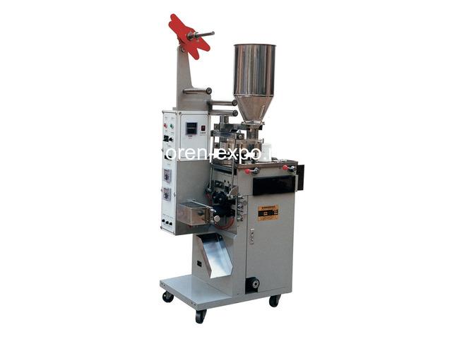 Автомат для фасовки чая в фильтр пакеты DXDC-125 - 1