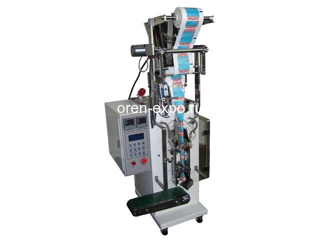 Автомат для фасовки и упаковки специй в плоский пакет саше - 1