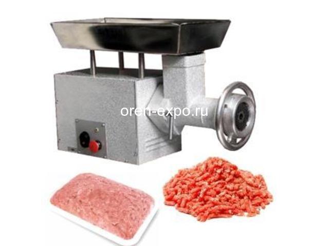 Линия для производства мясного фарша 100 кг час - 1
