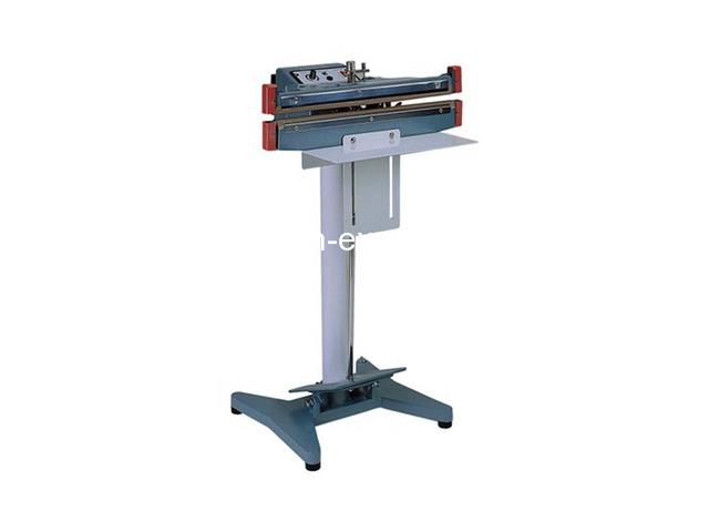 Запайщик пакетов ножной PFS-450*2 (2 шва) - 1