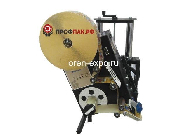 Этикеровщик - автомат для наклейки этикеток - 1