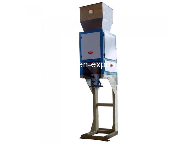 Дозатор весовой для больших доз CJS-25IH - 1