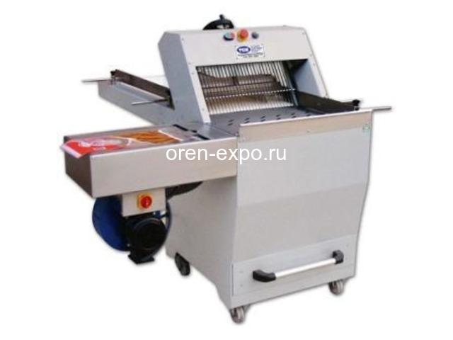 Хлеборезательная и упаковочная машина EDM 007 - 1