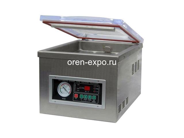 Вакуумный упаковщик однокамерный настольный DZ-400/2T - 1