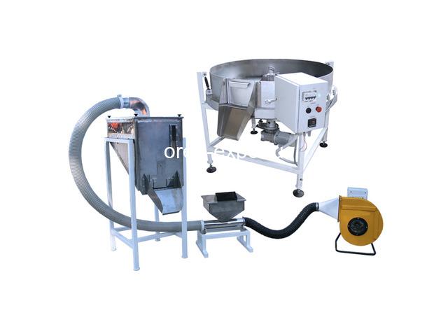 Комплект оборудования для жарки семечек, орехов, кофе, сои - 1