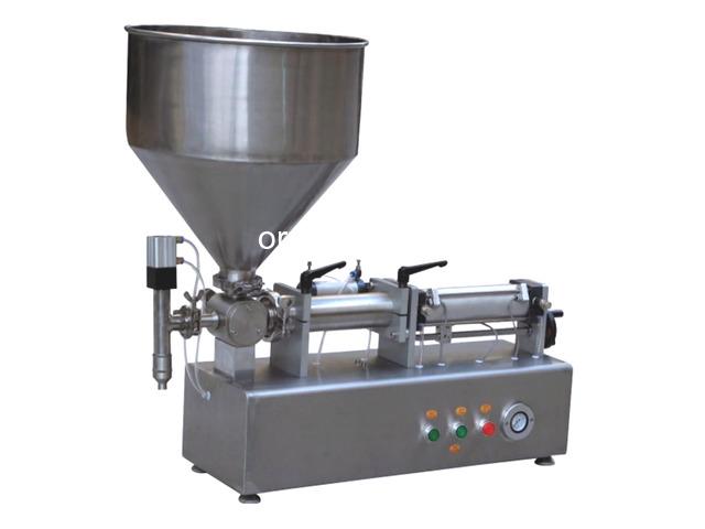 Дозатор поршневой для пастообразных продуктов PPF - 1