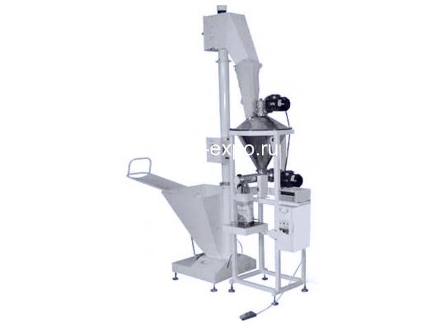 Дозатор Д-03 сер. П для пылящих продуктов - 1