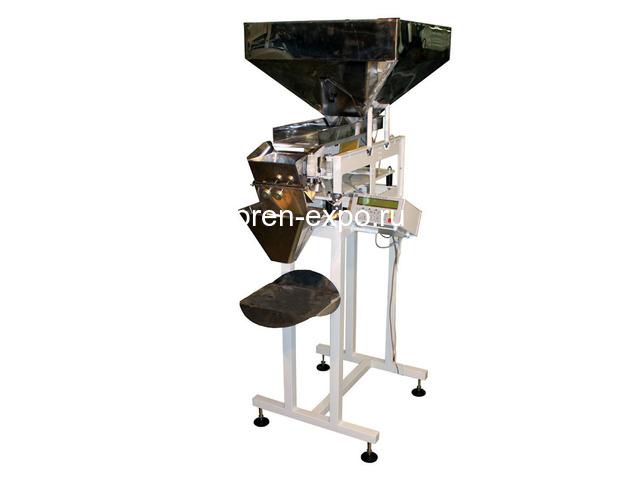 Дозатор Д-03 для фасовки сыпучих продуктов - 1