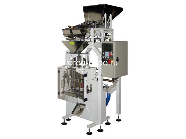 Автомат для фасовки и упаковки круп, макарон, сахара, соли - 1