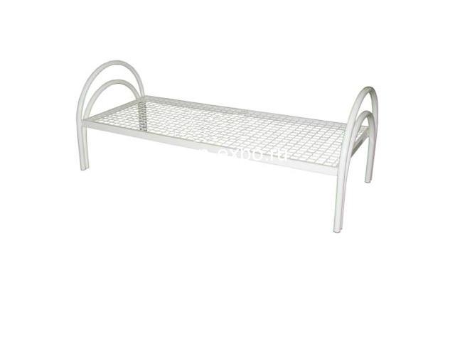 Кровати металлические в дома отдыха - 4