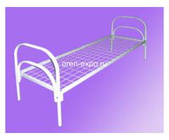 Высокопрочные кровати металлические в пансионаты - Изображение 1
