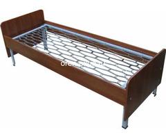 Высокопрочные кровати металлические в пансионаты - Изображение 4