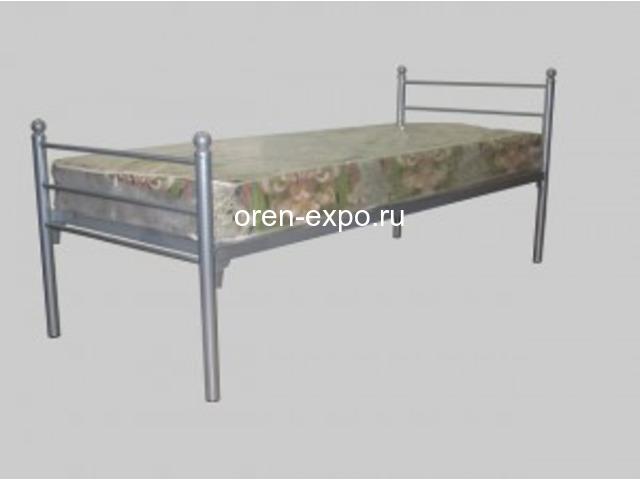 Оптом реализуем металлические кровати в хостелы - 4