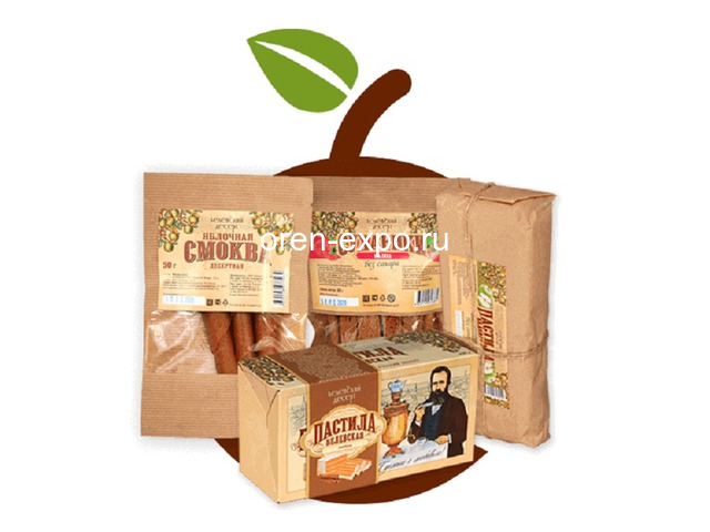 Производство и продажа яблочной пастилы, сухариков, смоквы - 1