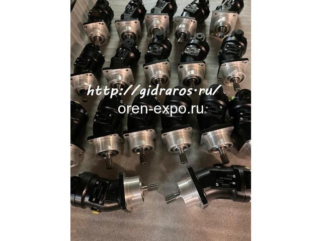 Гидромоторы/гидронасосы серии 210.12 - 1