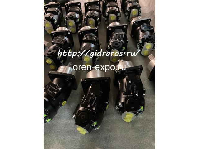 Гидромоторы/гидронасосы серии 210.12 - 2