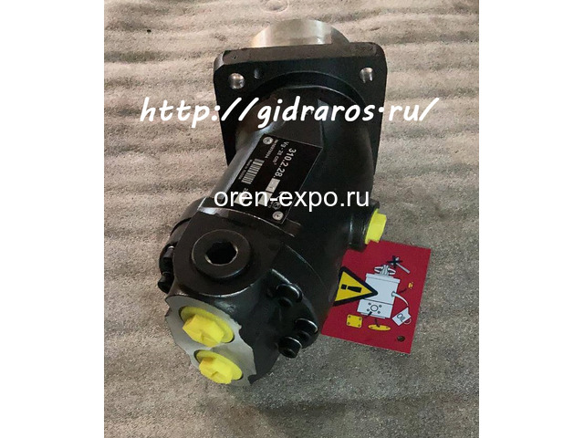 Гидромоторы/гидронасосы серии 310.2.28 - 1