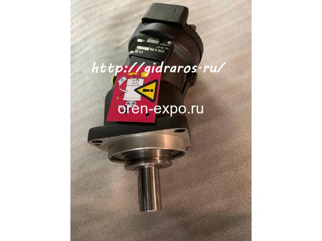 Гидромоторы/гидронасосы серии 310.3.56 - 1
