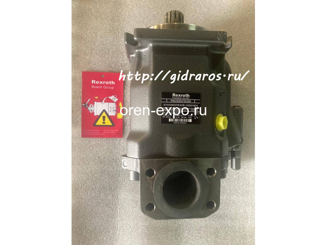 Гидромоторы/гидронасосы Bosch Rexroth - 4