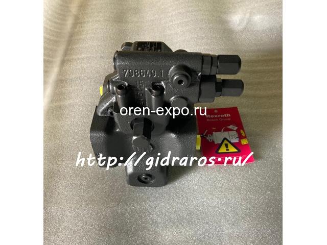 Гидромоторы/гидронасосы Bosch Rexroth - 6