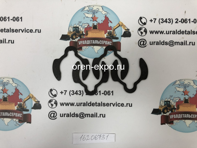 Стопорное кольцо 16206731 - 1