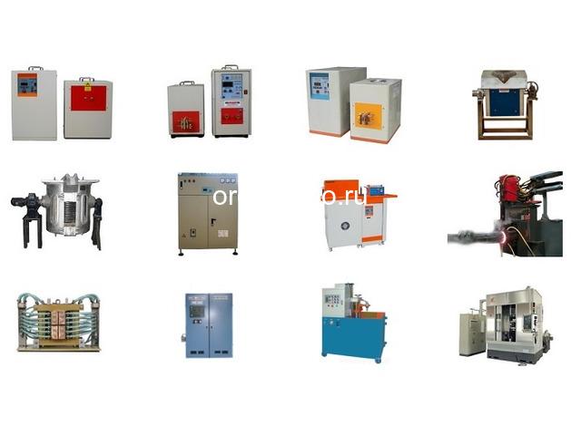 Индукционное промышленное оборудование - 1
