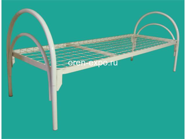 Трехъярусные кровати металлические на заказ - 2