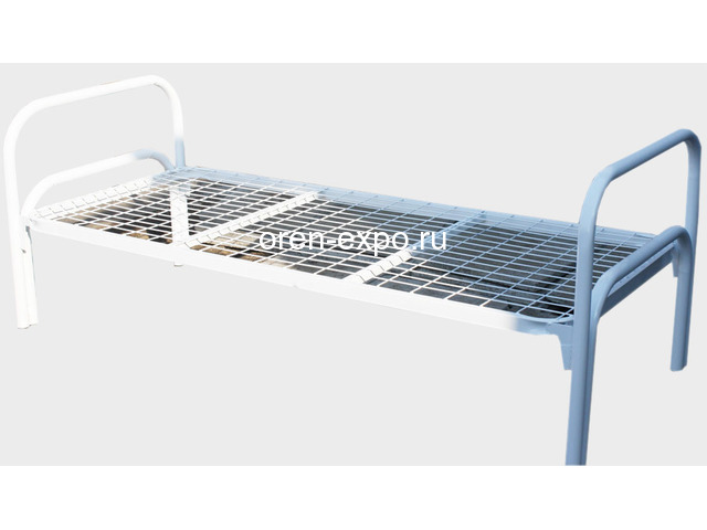 Трехъярусные кровати металлические на заказ - 4