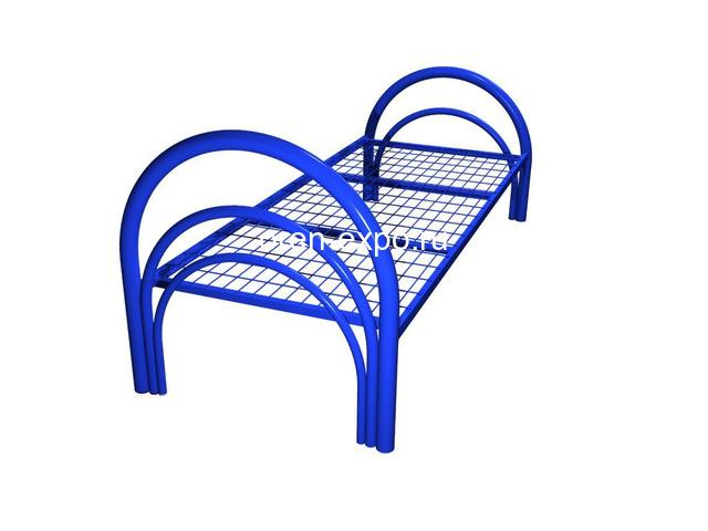 Трехъярусные кровати металлические на заказ - 5