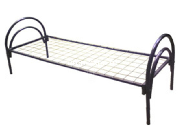 Трехъярусные кровати металлические на заказ - 6