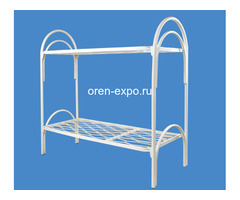 Двухъярусные кровати металлические с лестницами - Изображение 3