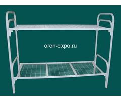 Двухъярусные кровати металлические с лестницами - Изображение 4