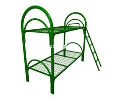 Двухъярусные кровати металлические с лестницами - Изображение 5
