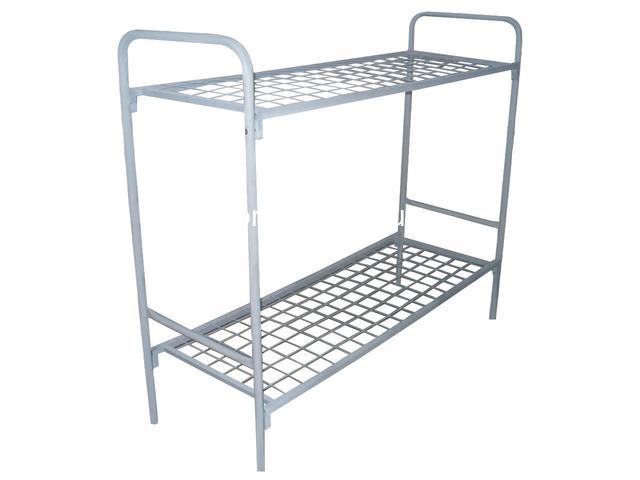 Кровати металлические в гостиницы - 1