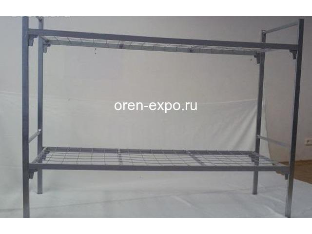 Кровати металлические в гостиницы - 6