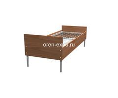 Одноярусные кровати металлические для рабочих - Изображение 6