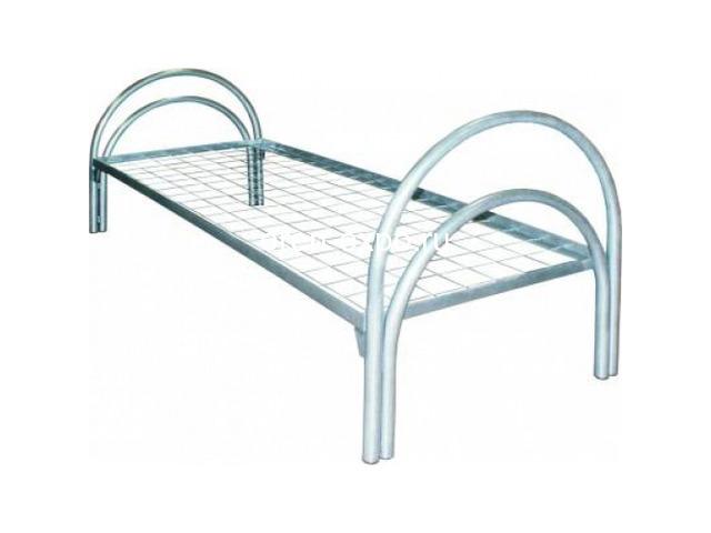 Для хостелов купить кровати металлические - 2