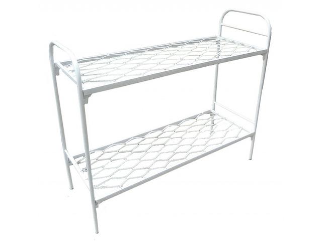 Оптом реализуем металлические кровати армейские - 2