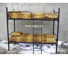 Для турбаз купить кровати металлические - Изображение 1